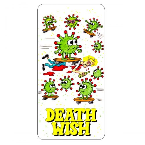 DEATHWISH STICKER CANADA ONLINE VANCOUVER PICKUP