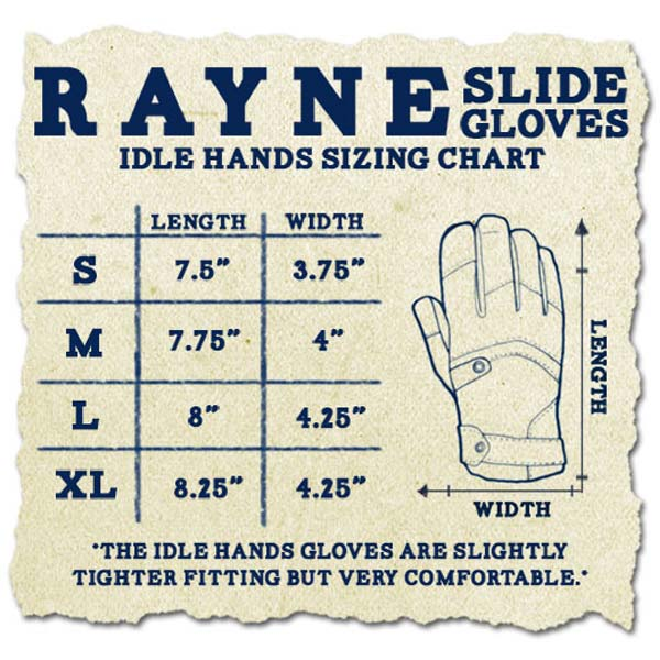 Rayne Idle Hands Leather Slide Gloves Canada Online Sales Vancouver Pickup