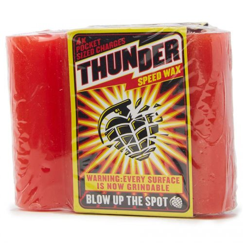 Thunder Speed Wax Red Canada Online Sales Vancouver Pickup