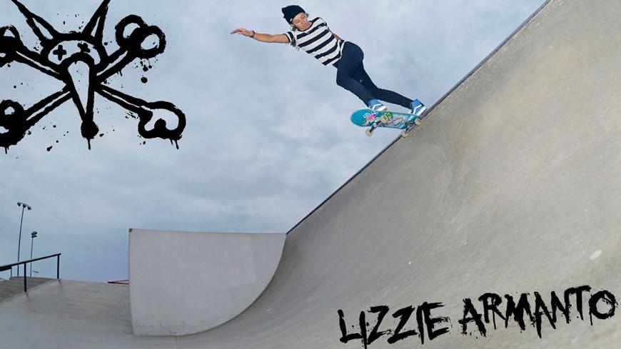 Birdhouse Bones Independent Lizzie Armanto Skateboarding Canada Pickup Vancouver