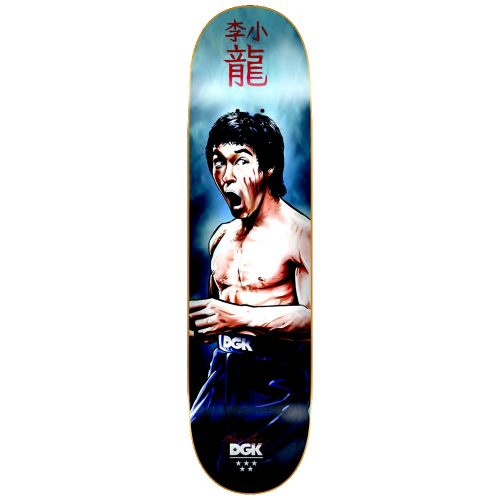 DGK Bruce Lee Focused Skateboard Deck Canada Pickup Vancouver