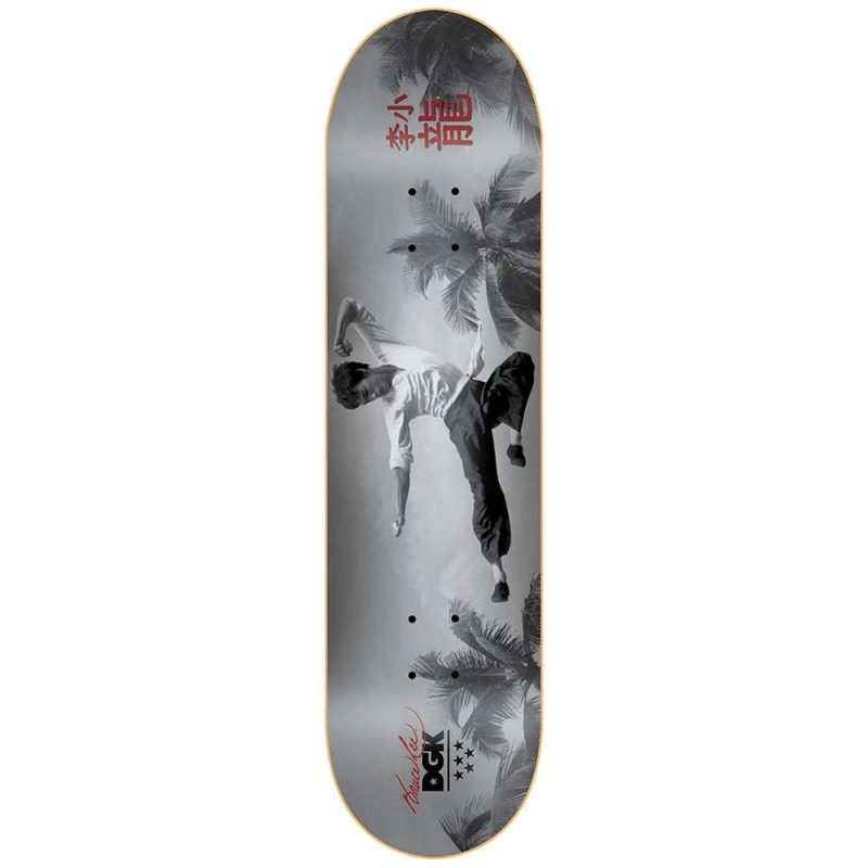 DGK Bruce Lee Paradise 8.38 deck Skateboard Canada Pickup Vancouver