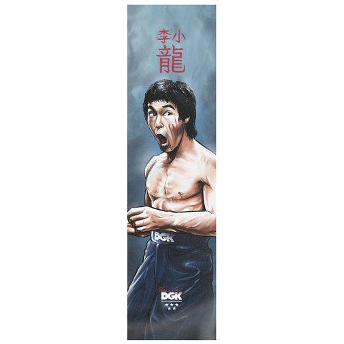 DGK Bruce Lee Focused griptape Skateboard Canada Pickup Vancouver