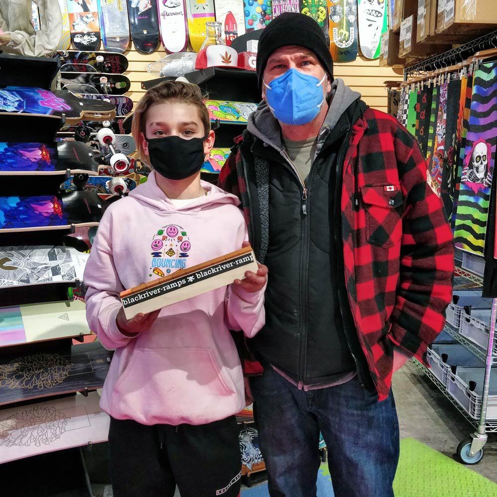 Largest skateshop in Canada Online Sales pickup vancouver