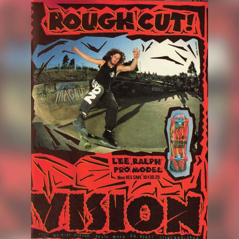 Lee Ralph Vision Flip Vancouver Local Pickup Canada