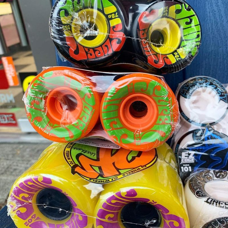 OJ Wheels Super Juice