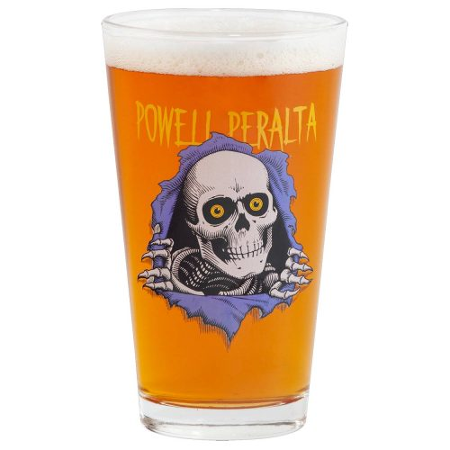 Powell Peralta Pint Glass Canada Pickup Vancouver