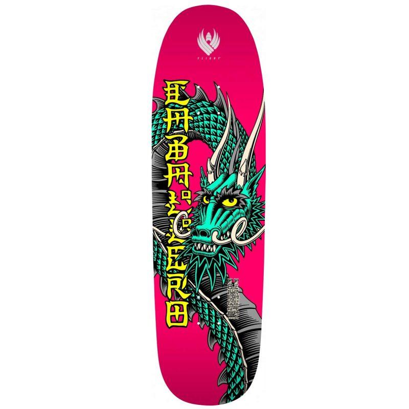 Powell Peralta Caballero Ban This 02 Flight Skateboard Deck 9.265 x 32 Canada Pickup Vancouver