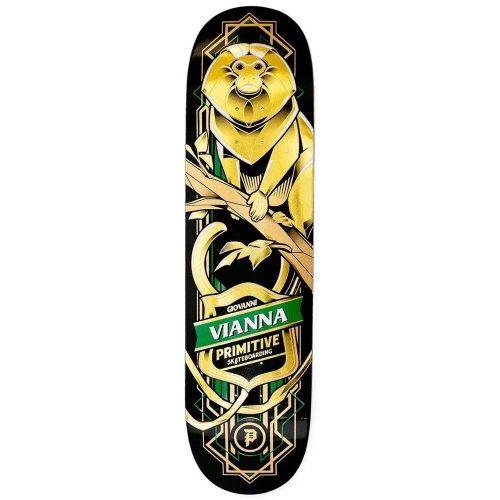 Primitive Giovanni Vianna Tamarin Deck 8.25 Gold Skateboard Canada Pickup Vancouver