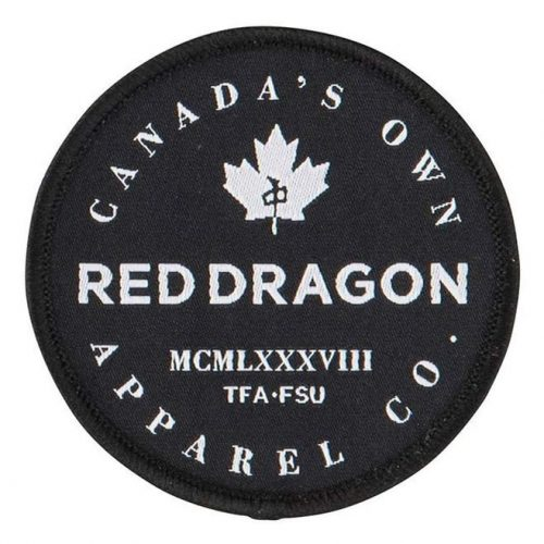 RDS Red Dragon Apparel Canada's Own Patch Canada Vancouver Pickup