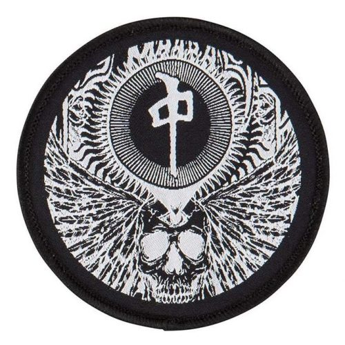 RDS Red Dragon Apparel Flying Skull Patch Canada Vancouver Pickup