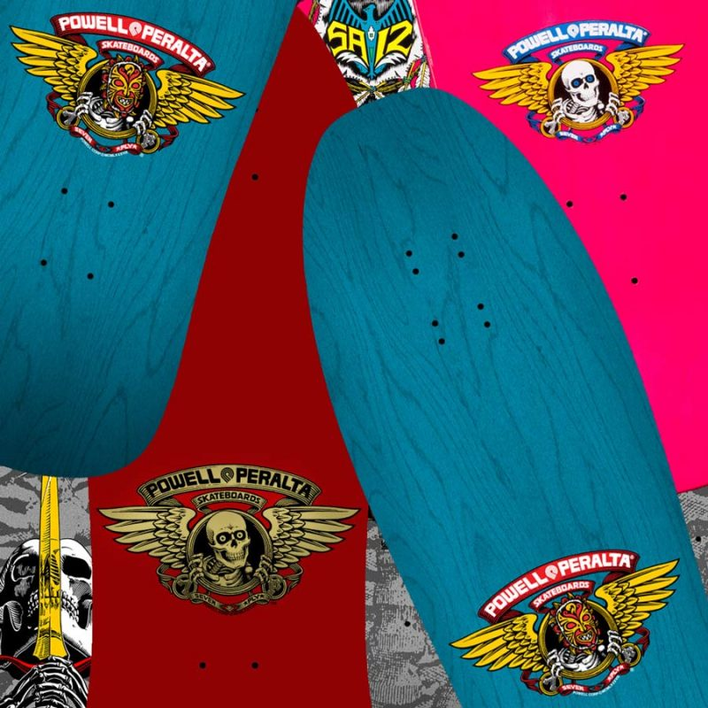 Powell Peralta 2021 Spring Reissues Canada Pickup Vancouver