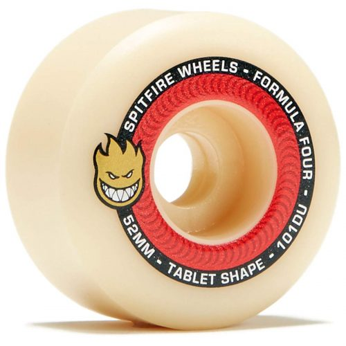 Spitfire Formula Four Tablets 52mm 101a White Canada Pickup Vancouver