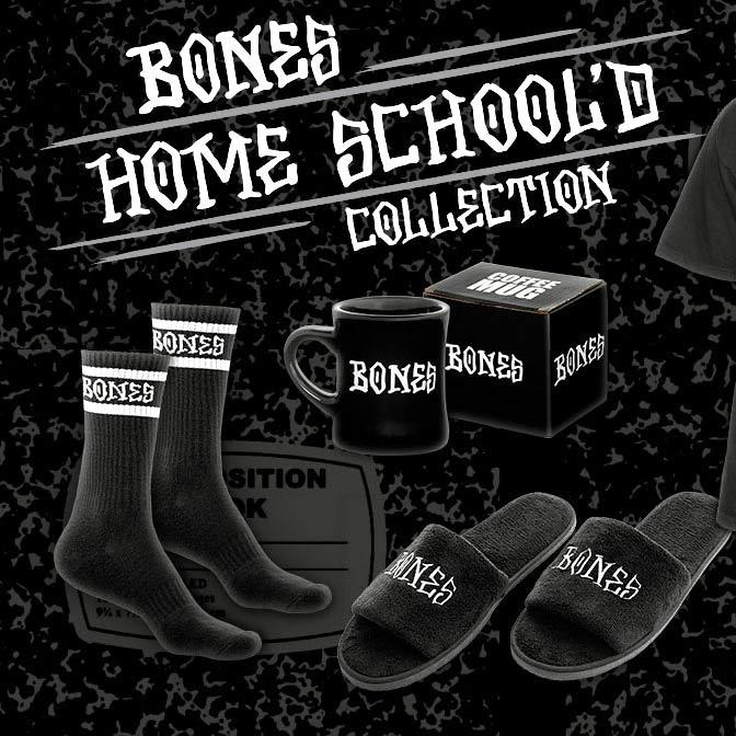 Bones Home Schoold Canada Pickup Vancouver