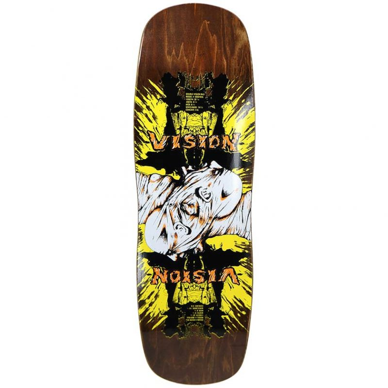 Vision Double Vision Skateboard Canada Pickup Vancouver