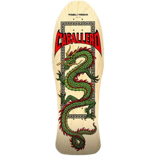 Caballero Chinese Dragon Reissue Canada Pickup Vancouver
