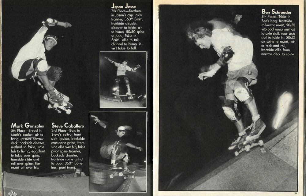 CalStreets Thrasher Dec 1988 Magazine Canada Pickup Vancouver
