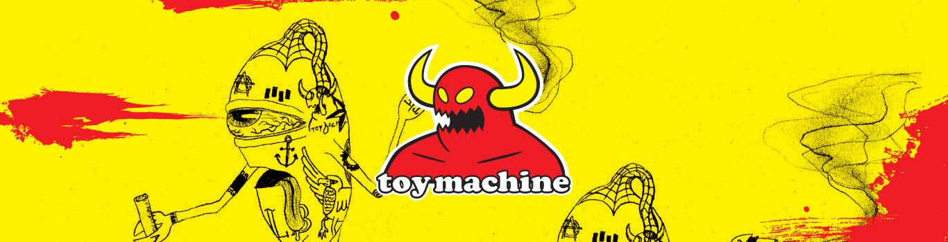 Toy Machine Header Canada Vancouver Pickup