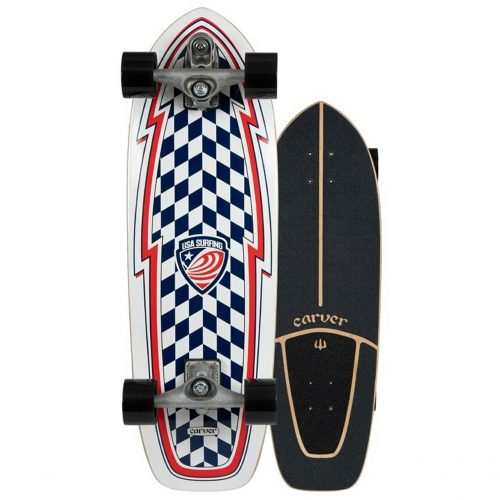 Carver USA Booster C7 Truck Surfskate 2020 Complete Canada Online Sales Vancouver Pickup