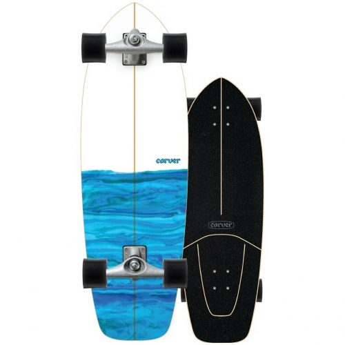 Carver Resin CX Truck Complete Canada Online Sales Vancouver Pickup
