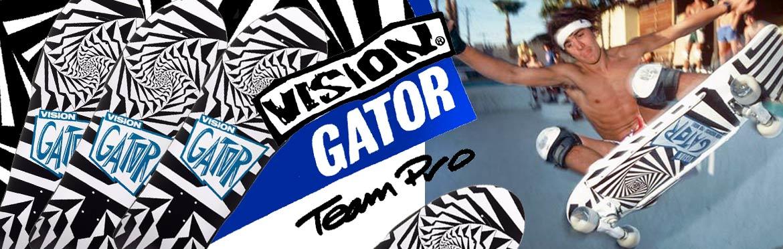 Vision Gator Canada Pickup Vancouver