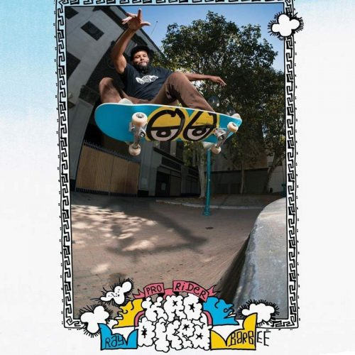 Krooked Skateboards Ray Barbee Canada Pickup Vancouver