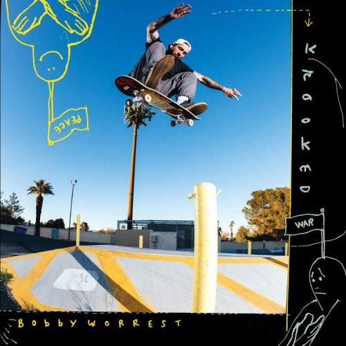 Krooked Skateboards Bobby Worrest Canada Pickup Vancouver