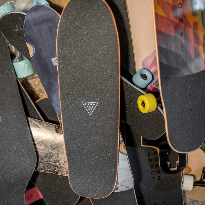 Landyachtz Longboards Canada Online Sales Vancouver Pickup