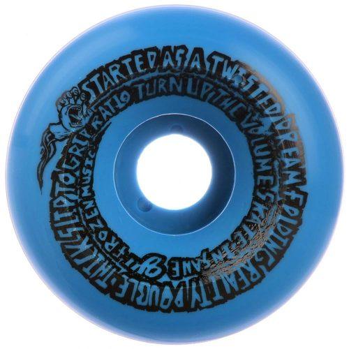 OJ II Street Speedwheels Reissue 60mm 92a Original Blue Skateboard Wheels Canada Pickup Vancouver
