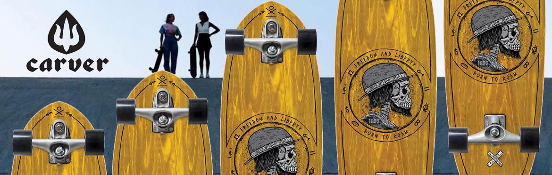 Carver Surf Skate Canada Pickup Vancouver