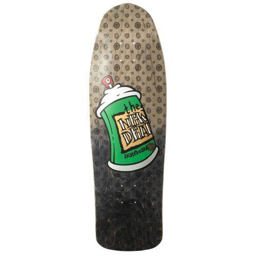 New Deal Spray Can Reissue Skateboard Canada Pickup Vancouver