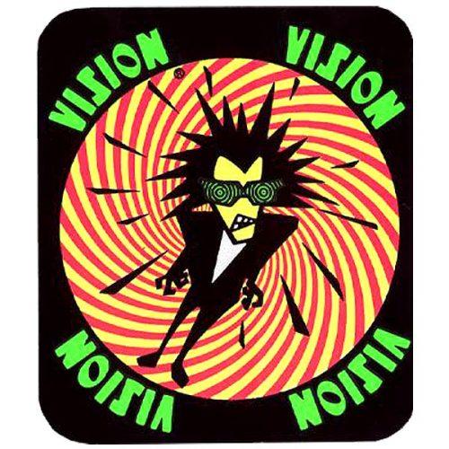 Vision Psycho Stick Reissue Skateboard Canada Pickup Vancouver