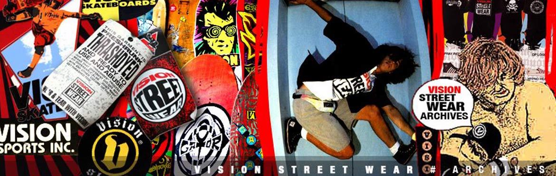 Vision Skateboards Canada Pickup Vancouver