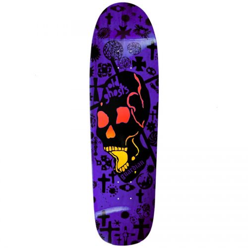Vision Guardian Modern Purple Skateboard Canada Pickup Vancouver