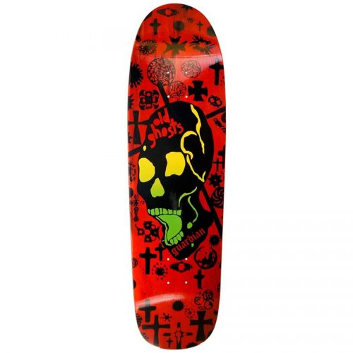 Vision Guardian Modern Red Skateboard Canada Pickup Vancouver