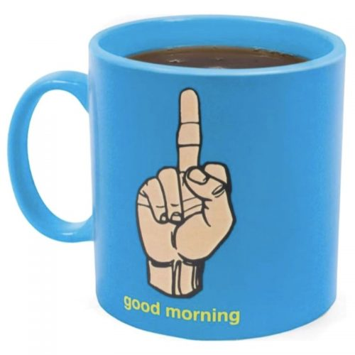 Enjoi Good Morning Mug Blue Canada Online Sales Vancouver Pickup