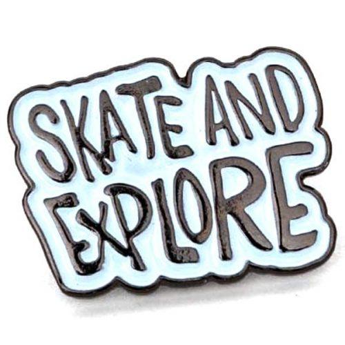 Landyachtz Skate And Explore Pin Canada Online Sales Vancouver Pickup