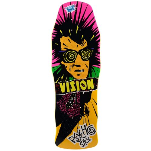 Vision Psycho Stick Yellow Vancouver Local Pickup Canada Online