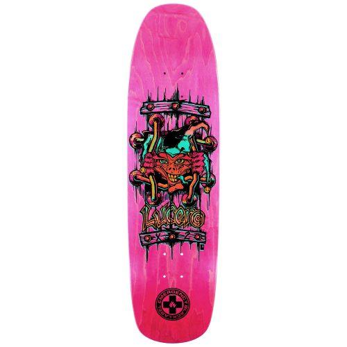 "Black Label John Lucero Bars X2 8.88"" x 32.06"" Pink Reissue Skateboard Canada Pickup Vancouver"