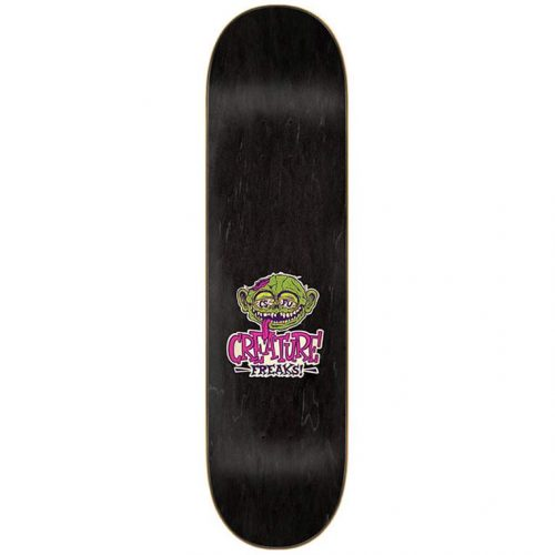 Creature Freaks Top ply deck Skateboard Canada Pickup Vancouver