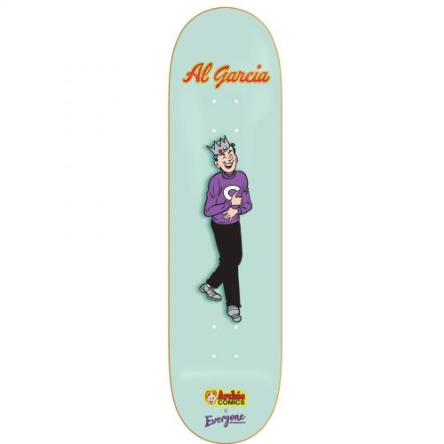 Everyone Skateboards Archie Comics Canada Pickup Vancouver