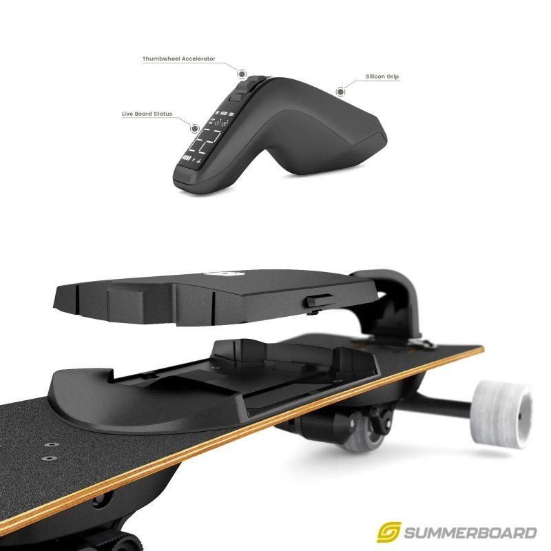 Summerboard E-Snowboard Canada Pickup Vancouver