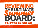SUMMERBOARD – E-SNOWBOARD First Impressions