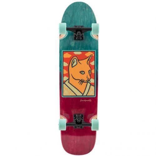 Landyachtz Kimono Complete Skateboard Longboard Vancouver Canada Online