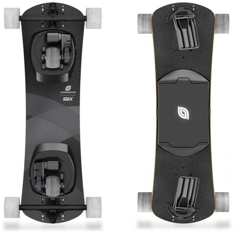 SBX Summerboard E-snowboard Canada Pickup Vancouver