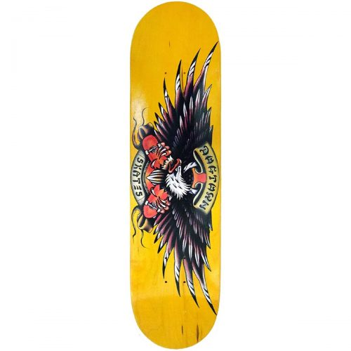 Dogtown Proud Bird Street Deck 8 8.25 8.75 9 Yellow Skateboard Canada Pickup Vancouver