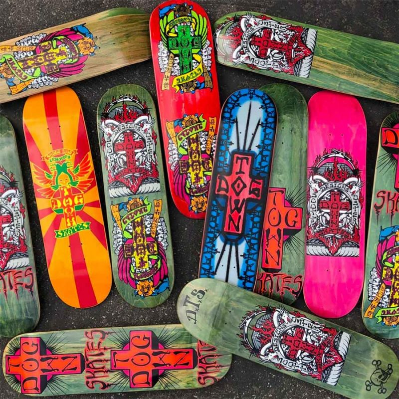 Dogtown Skateboards Canada Pickup Vancouver