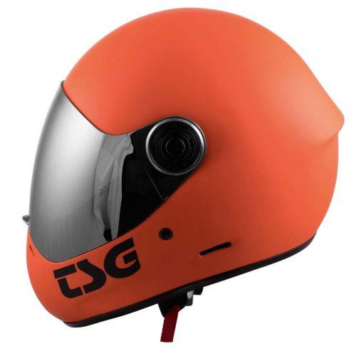 TSG Pass Full Face Orange Canada Pickup Vancouver