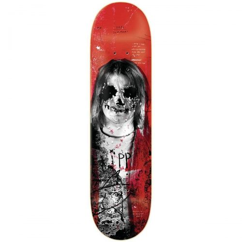 Zero Gabriel Summers 27 Club 8.25 x 31.9 Kurt Cobain Deck Skateboard Canada Pickup Vancouver