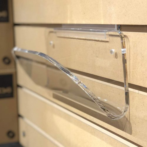 CalSteets Acrylic Skateboard Wall Rack Display Canada Online Sales Vancouver Pickup